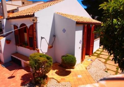 Casa Vacanze Villetta Casa Baglio Poma